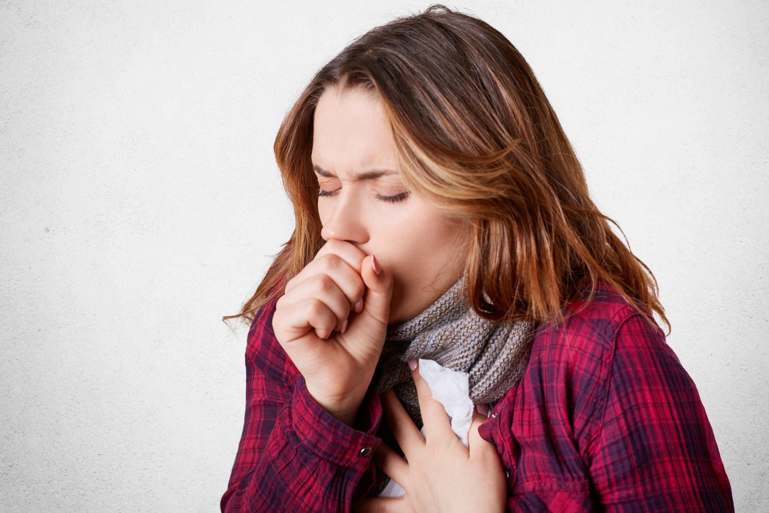 La cure pour les troubles des voies respiratoires
