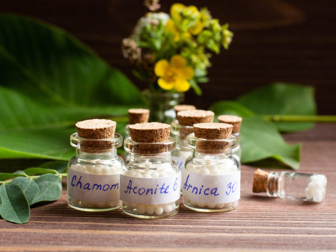 L'homéopathie : pour se soigner en douceur