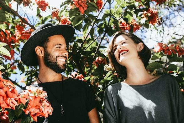 Sandrine et Jean-Charles