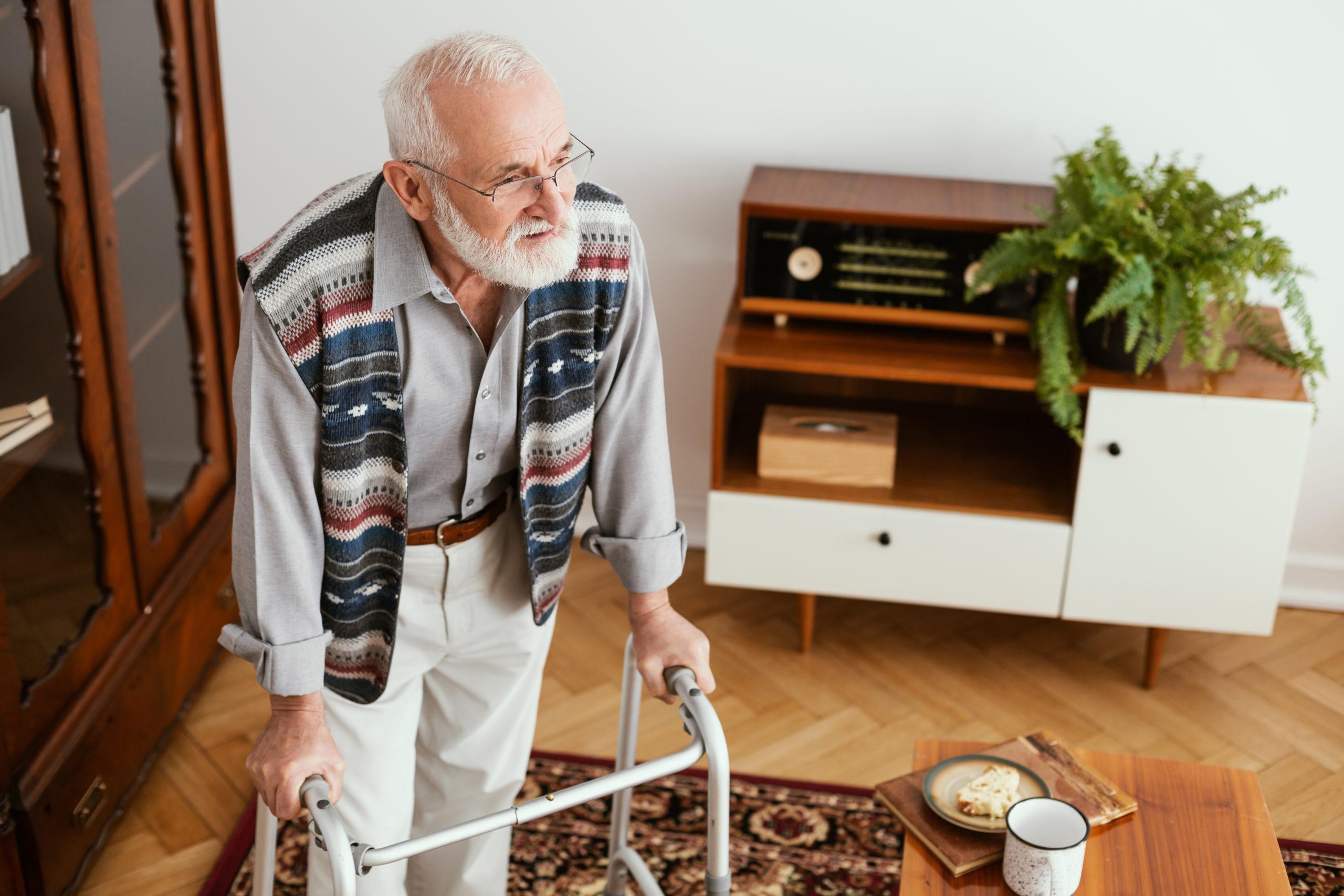 Aménager le domicile des seniors