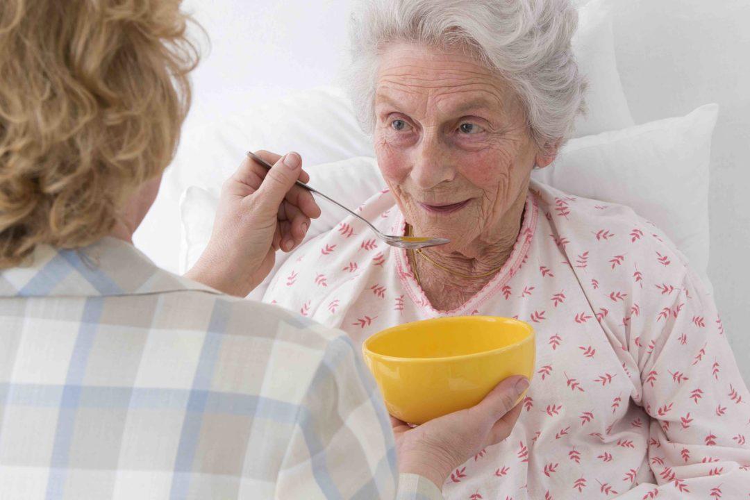 L'aide à domicile des personnes âgées