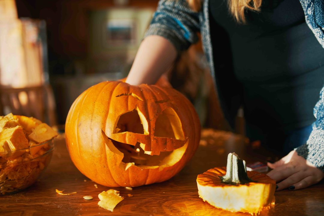 Halloween ou les bienfaits nutritionnels de la citrouille