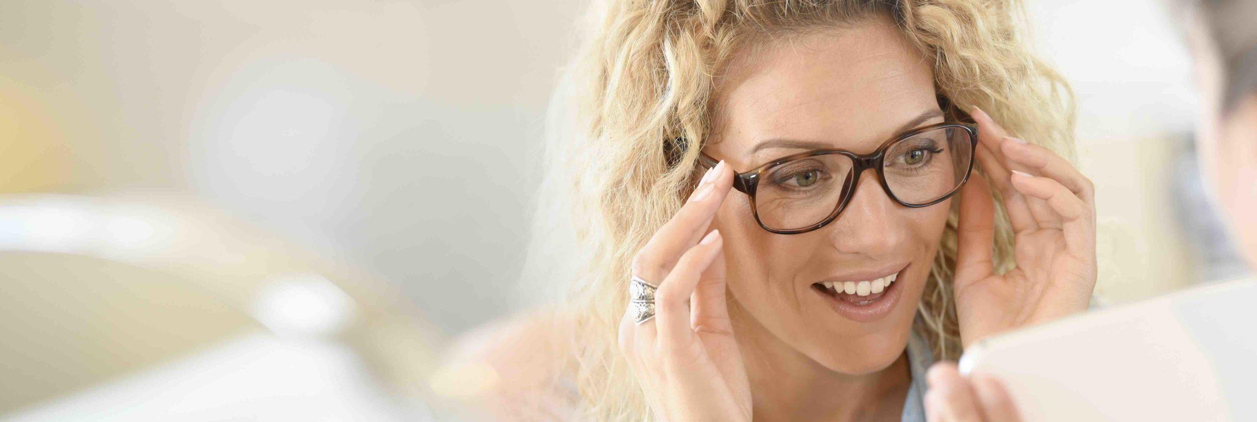 L'équipement optique est éligible à l'offre 100% Santé