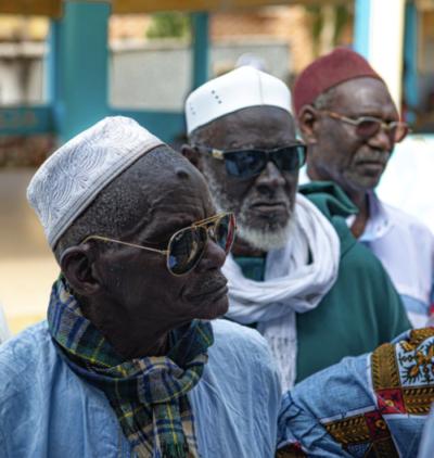La case santé - Distribution de lunettes de vue au sénégal