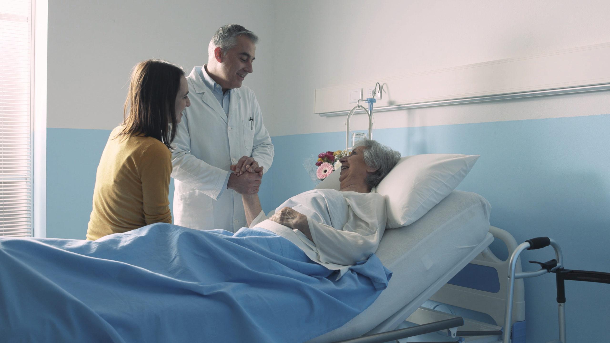 Assistance hospitalisation